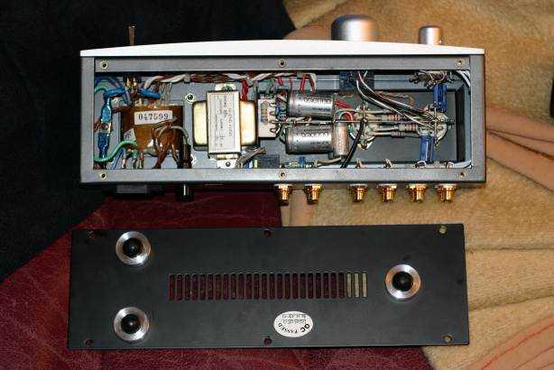 Eastern Electric Audio Minimax Tube Preamp English