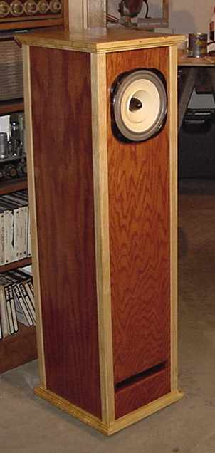 Lowther Pm2a Loudspeakers In The Medallion Ii S And Martin