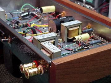 Midwest Audio Deluxe Classic 2A3 SET Amp [English]