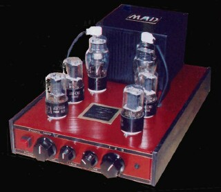 Mapletree Audio Design Octal 6, tube preamplifier [English]