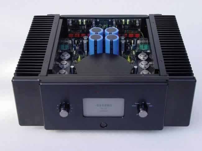 [Integrated Amplifier PA-40 Reference]