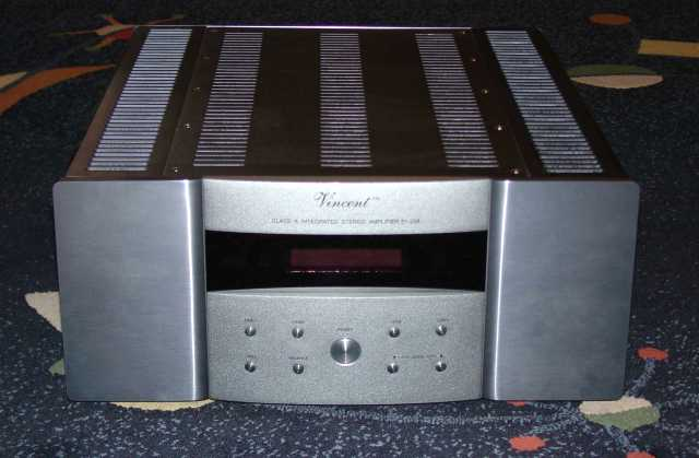 Integrated Amplifier Vincent SV-238 [English]