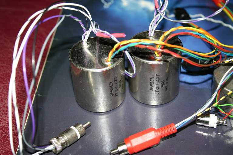 Moving Coil Transformers For Diy English