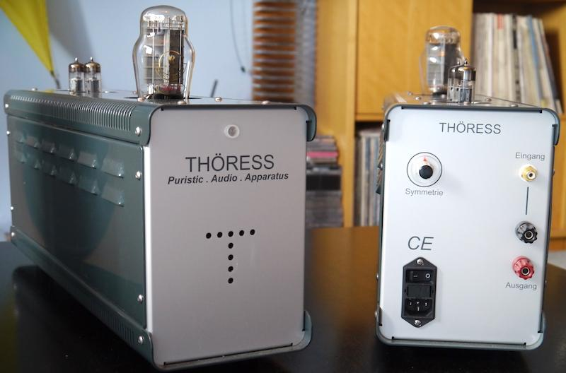 Review] Thoeress 300B - Power Amplifier