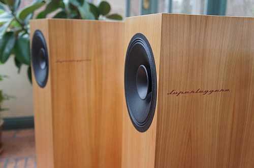 Review] Acuhorn Giovane85 Superleggera full range