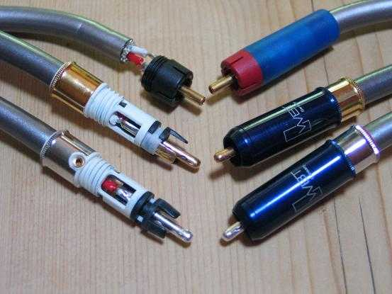 Super Eichmann Bulletplugs Vs Wbt Nextgen Phono Plugs English Wiring Digital Resources Funapmognl