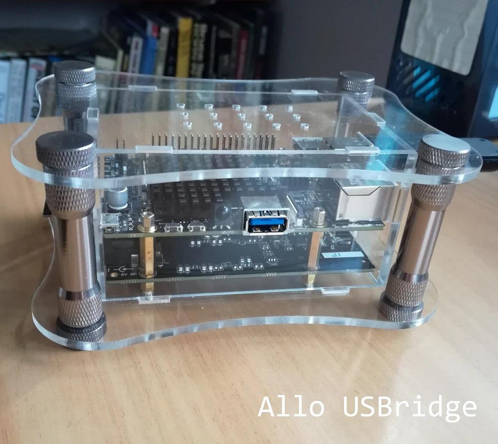 [Allo USB Bridge]
