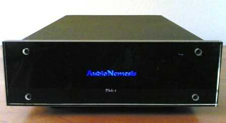 [AudioNemesis PM-1 - Pannello anteriore]