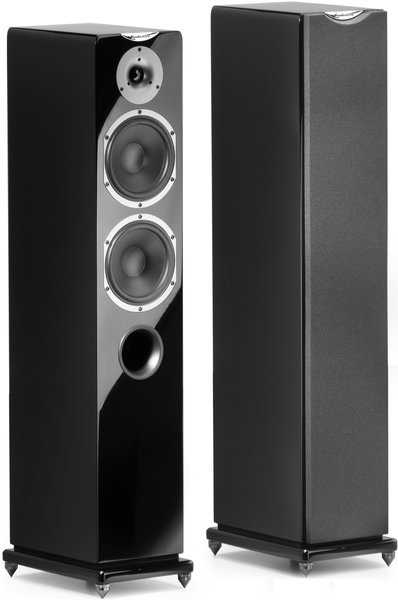 Review Cabasse Mt30 Jersey Loudspeakers English