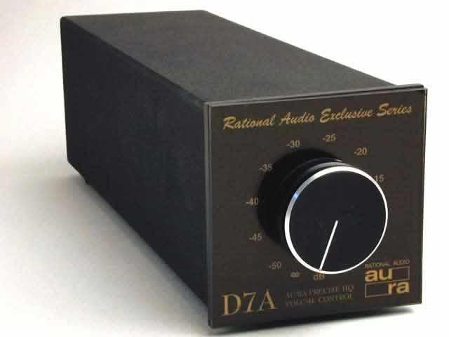 Precise Volume Control Regulator AU/RA D7A [English]