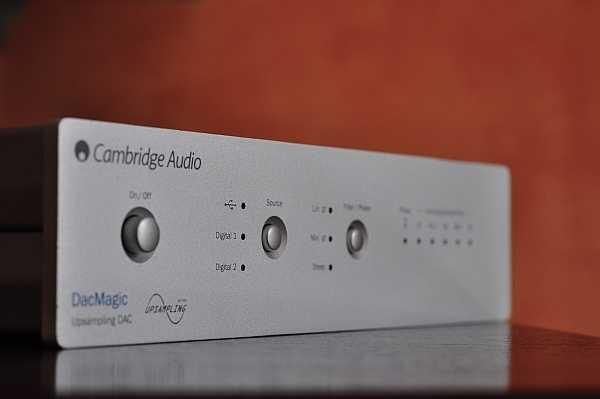 Review] Cambridge Audio DacMagic listening test - [English]