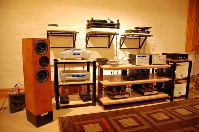 Definitive Audio Factory Visit English