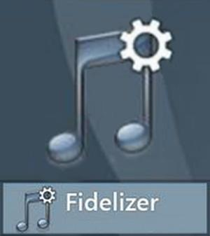 [Il logo del software Fidelizer]