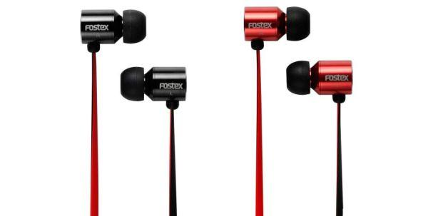 [Fostex Earphones]