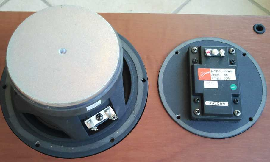 [Koda K-5400T - woofer & tweeter]