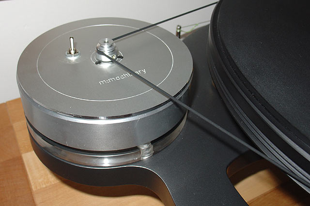 Audio Turntable Motor : Analogue bites english