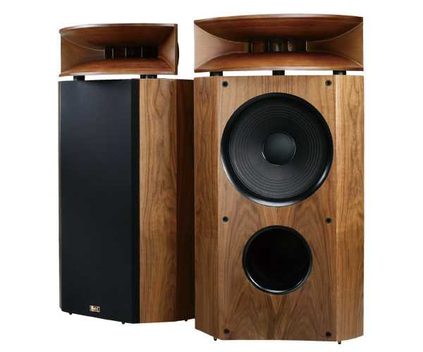 Opera M15 Horn Speakers English