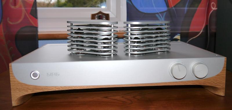 Review] DIMD PP10 - valve tube amplifier