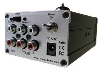 Trends PA-10D GE valve pre/headphone amplifier.