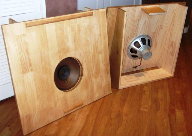 Diy four simple diy loudspeakers for Costruire box subwoofer