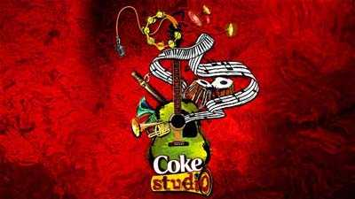[Coke Studio graphic]