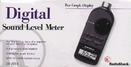 sound level meter pdf