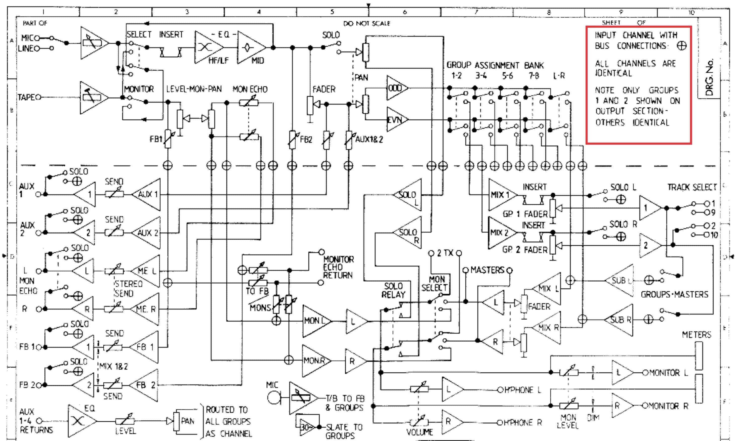 Schemi Elettrici Hi Fi : Recensione] registratori a bobine il sacro graal dellaudio