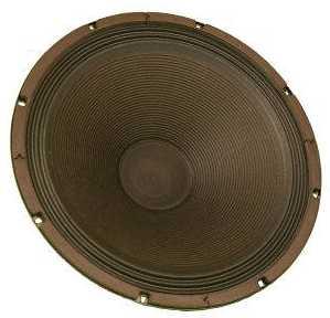 Hawthorne Audio Silver Iris (15 inch coaxial OB driver