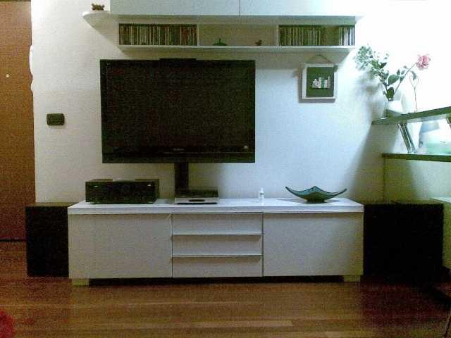 Consulenza hifi tnt audio lettere alla redazione - Mobili bassi da soggiorno ...