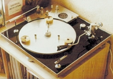 Transcriptor Turntables Are Back English