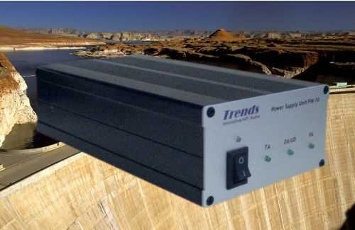 [Trends Audio PW-10 power supply unit]